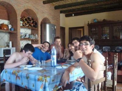 Preparty Clan la vara 2009